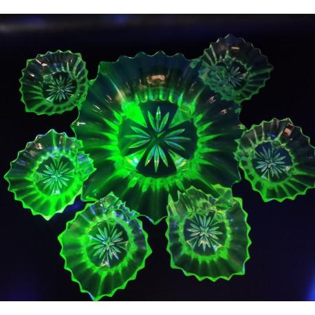 Brockwitz Prismen komplet uranowy