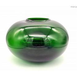 Gunther Lambert zielony pękaty wazon
