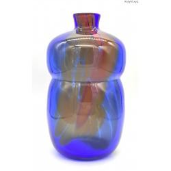 Jan Gabrhel kobaltowa butla wazon