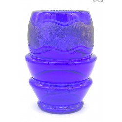 Kobaltowy wazon