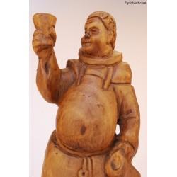 Brzuchaty mnich