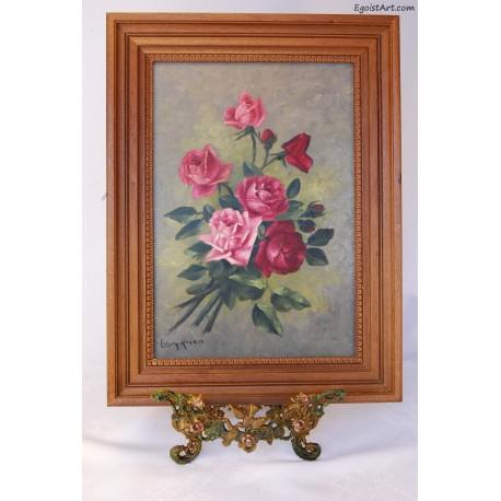 Bukiet róż bez wazonu