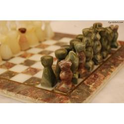 Marmurowe szachy