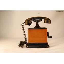 Telefon na korbkę