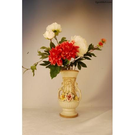 Włoski wazon ceramiczny