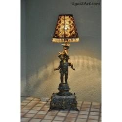 Lampa figuralna