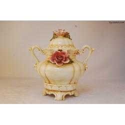 Mała waza Capodimonte
