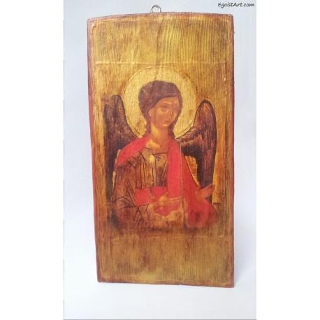 Ikona z Aniołem