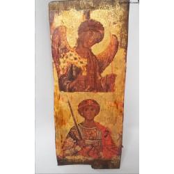 Ikona - postacie świętych