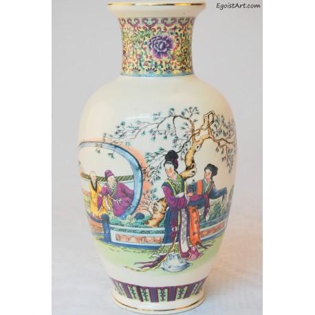 Duży wazon chiński