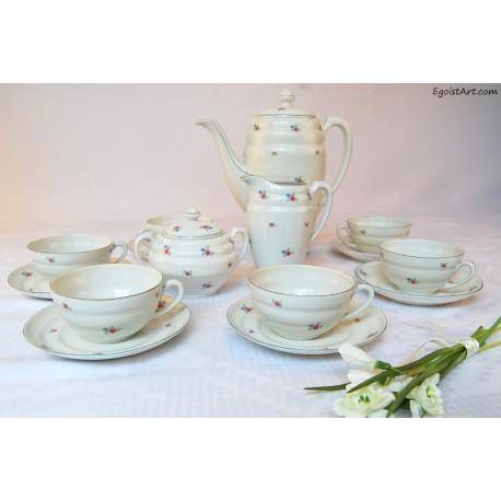 Serwis do herbaty - 6 osob.-EPIAG -Bohemia