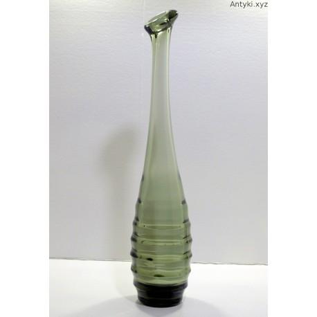 Piękny zielony wazon