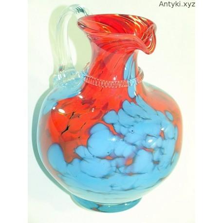 Dzban - wazon sygnowany