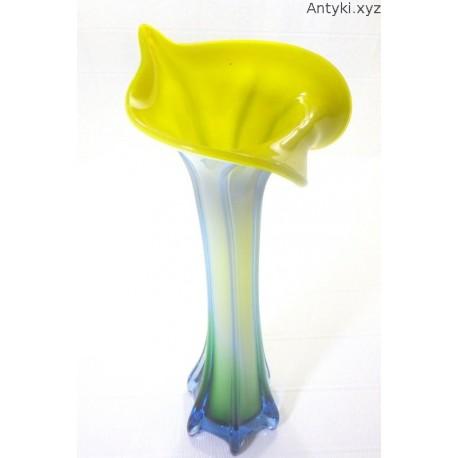 Wazon Calia - szkło artystyczne