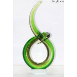 Szlana figura - szkło artystyczne Murano
