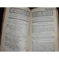 Pieśni, Satyry i Listy Horacego