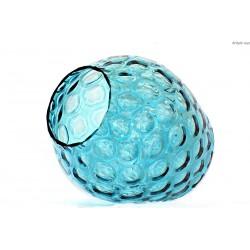 Borskie szkło - pękaty wazon