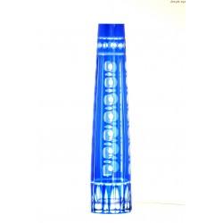 Johann Oertel & Co. Heida - kobaltowy wazon