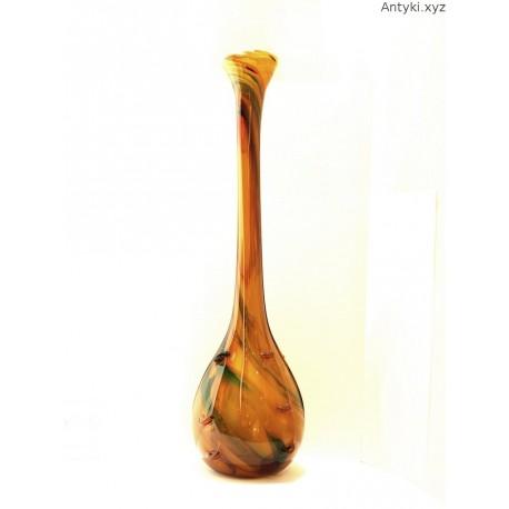 Miodowy smukły wazon