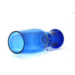 Wazon puchar niebieski
