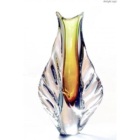 Kryształowy wazon - Czechy