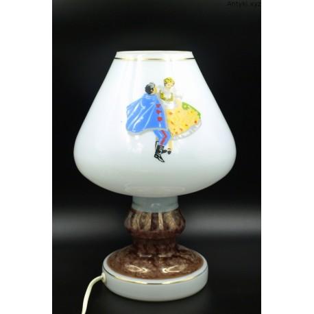 Lampa szklana Pieńsk