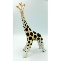 Stanisław Możdżeń Wawel żyrafa figurka unikat