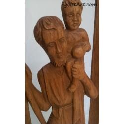 Jakub i jego syn Józef