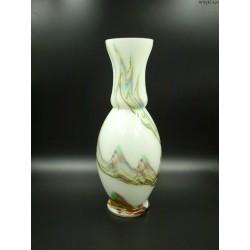 Duży mleczny wazon