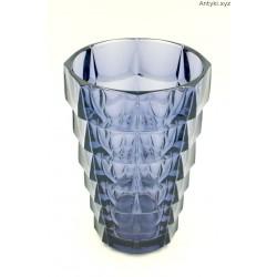 VGL LAUSITZER ametystowy wazon
