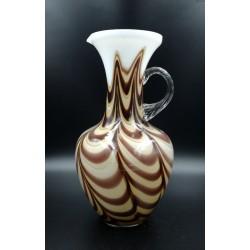 Opaline Florencja wazon desing Carlo Moretti