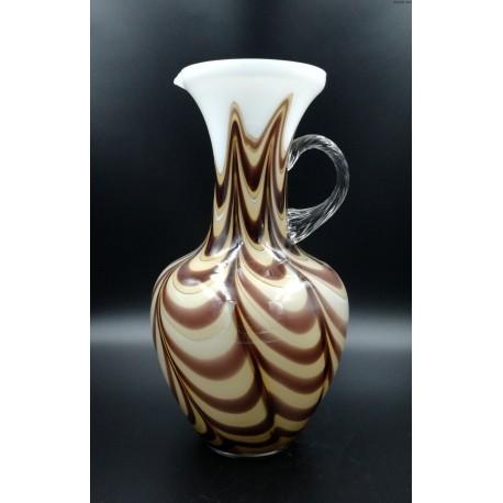 Pop Art Opaline Florencja wazon desing Carlo Moretti