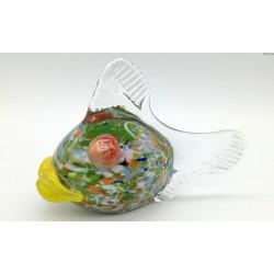 Ryba szklana figurka
