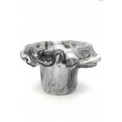 Donica wazon szklana osłonka