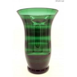 Erich Jachmann WMF zielony wielki wazon