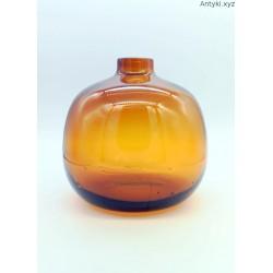Tarnowiec pękaty bursztynowy wazon