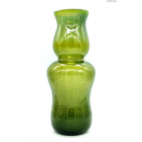 Stefan Sadowski zielony wazon Antico