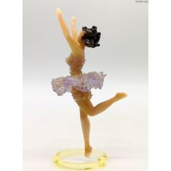 Brychta Jaroslav baletnica z podstawą ze szkła uranowego
