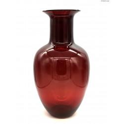 Wielki czerwony wazon