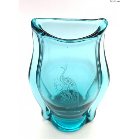 Miroslav Klinger turkusowy wazon