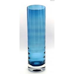 Karel Wünsch niebieski wazon