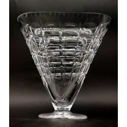 Kryształowy unikatowy wazon