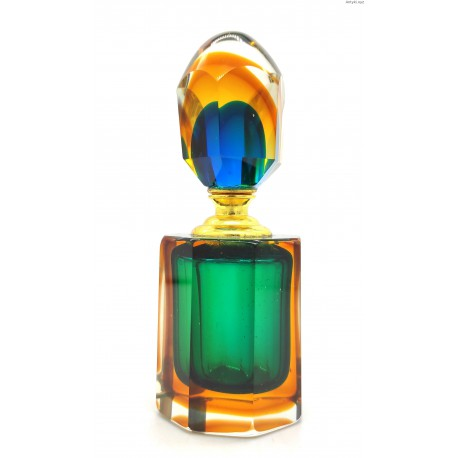 Flakon na perfumy Murano Sommerso