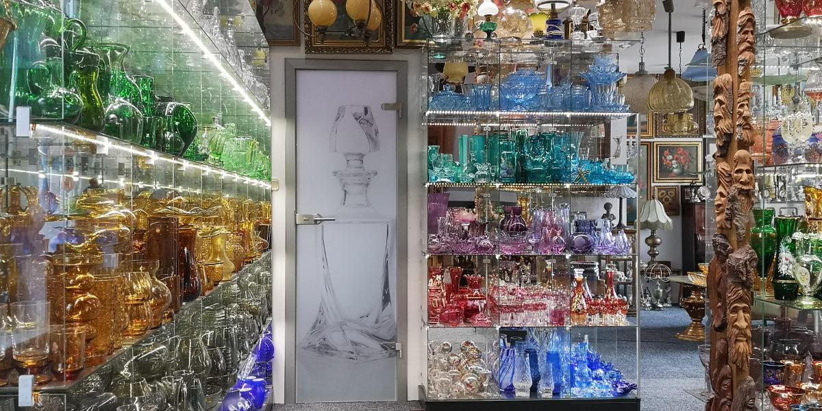 Galeria szkła zdjęcie nr 1